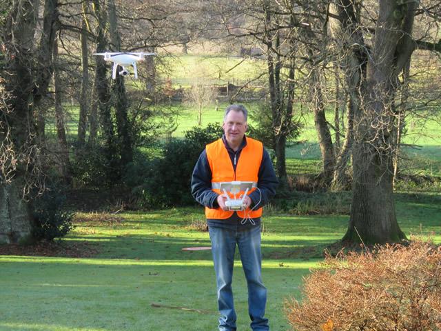 Tim Maas Drone Shot