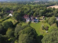 Residential Property Estate Aerial Photography