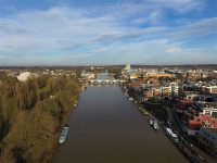 River Aerial Photography