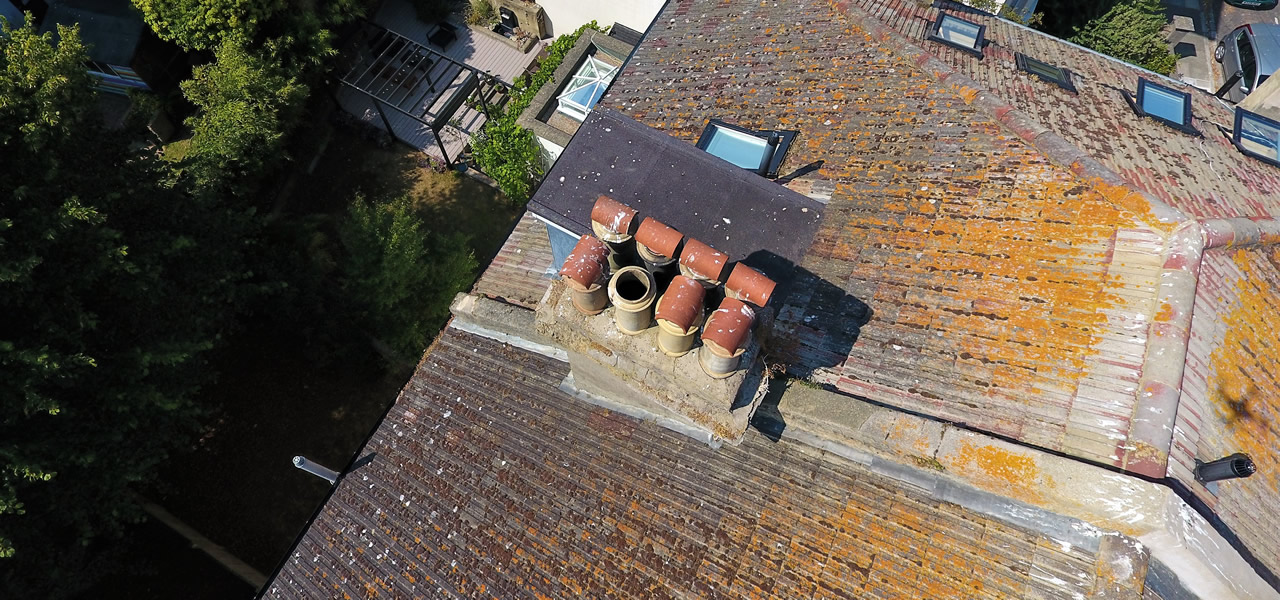 Drone Photography Building & Roof Surveys